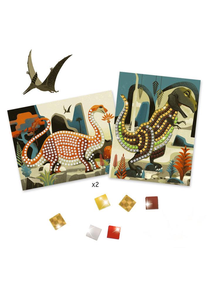 Djeco Mosaics - Dinos - DJ08899