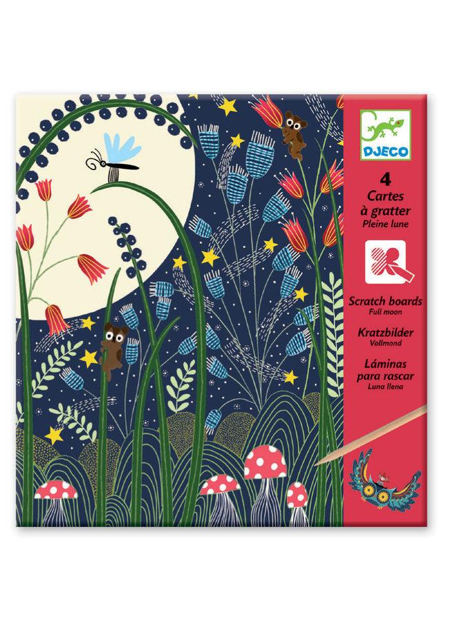 Kraskaarten - Volle Maan - DJ09723