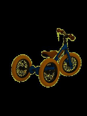 Trybike Trybike - Vintage Blue