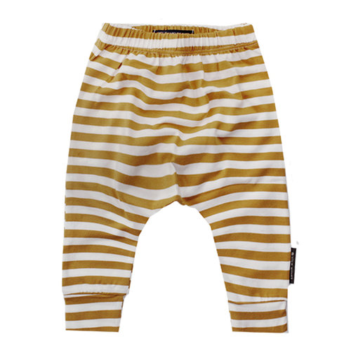 Your Wishes Baggy - Ochre Stripes