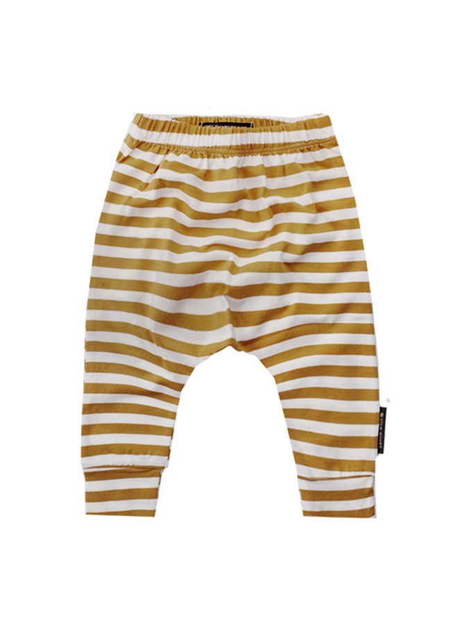 Baggy - Ochre Stripes