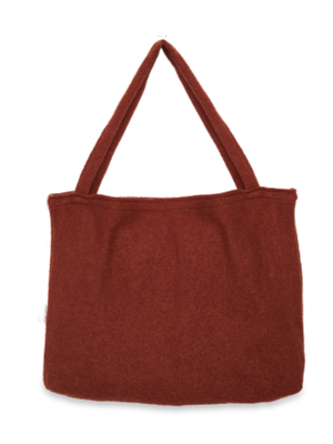 Studio Noos Ginger Woolish mom-bag