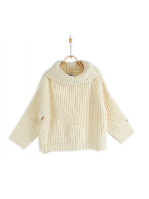 Donsje Amsterdam Yara Sweater - Ivory