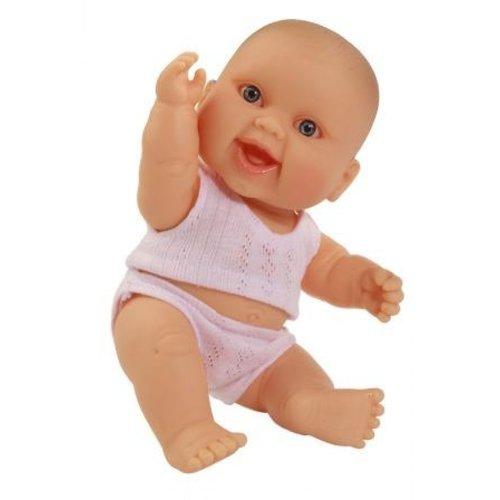 Paola Reina Puppegie blank meisje (ondergoed/22cm)