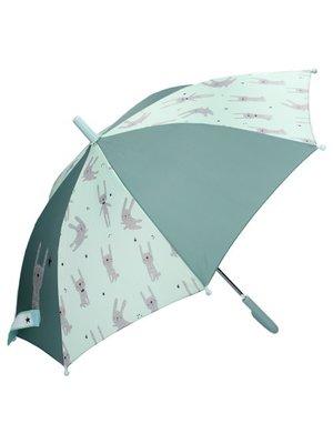 Kidzroom Paraplu Kidzroom Fearless & Cuddle Mint