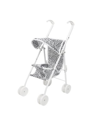 VanPauline Buggy - White Dots - PRE ORDER