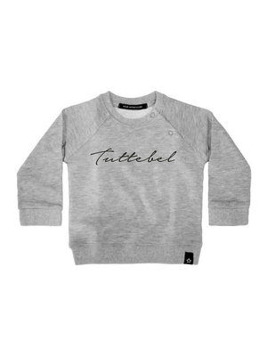 Your Wishes Sweater - Tuttebel - Grey