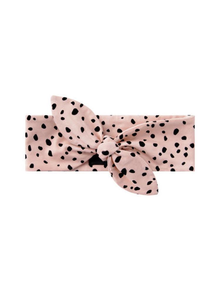 Your Wishes Headband - Cheetah Pink