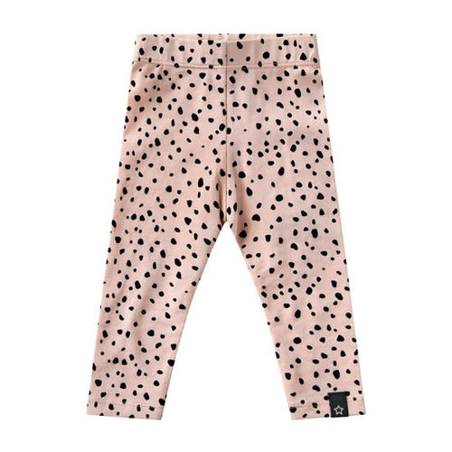Your Wishes Legging - Cheetah Pink