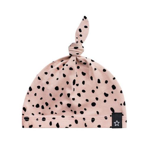 Your Wishes Cheetah Pink - Newborn Hat