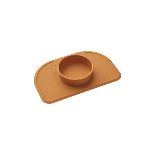 Liewood Polly placemat - Mustard