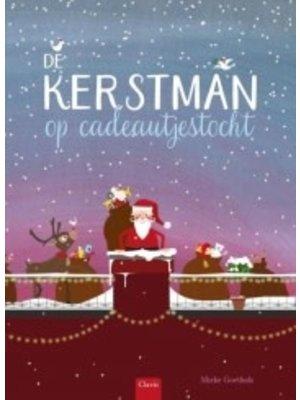 Clavis Books Mieke Goethals - Kerstman op cadeautjestocht