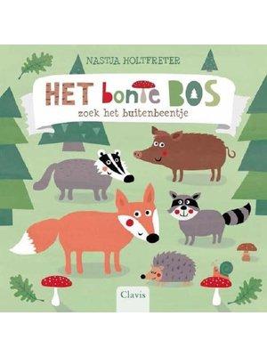 Clavis Books Nastja Holtfreter - Bonte Bos