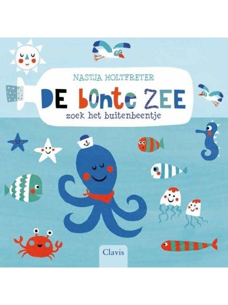 Clavis Books Nastja Holtfreter - Bonte Zee