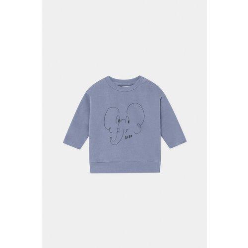 Bobo Choses Sweatshirt - Elephant