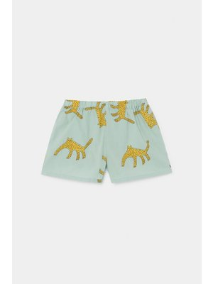 Bobo Choses Woven Shorts - Leopards
