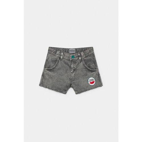 Bobo Choses Woven Shorts - Kiss