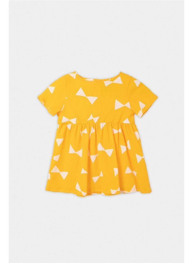 Dress - All Over Bow