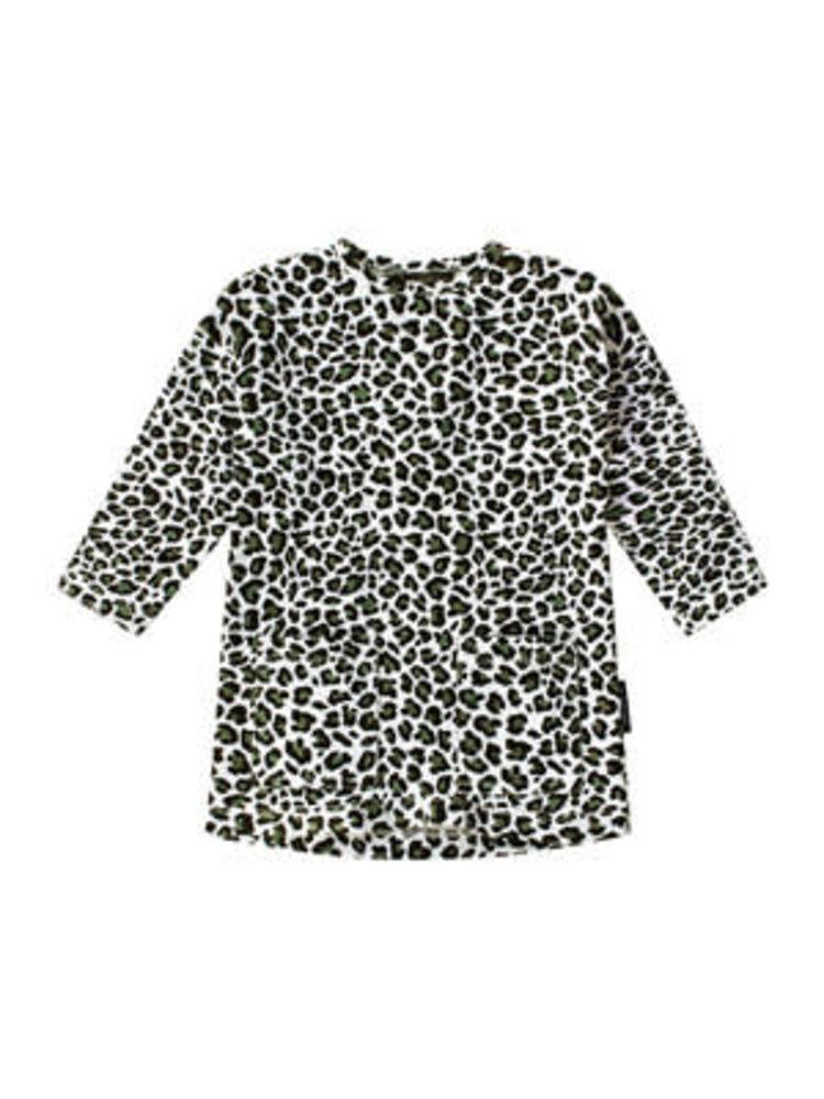 Your Wishes Leopard Camo   Tuniek