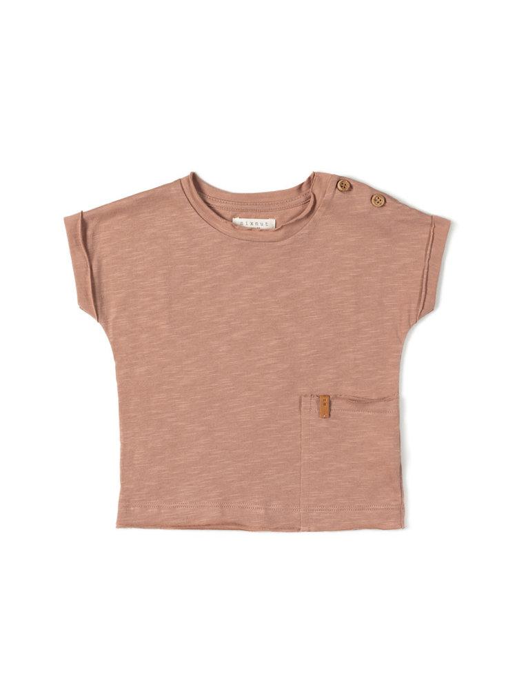 Nixnut T-shirt - Lychee