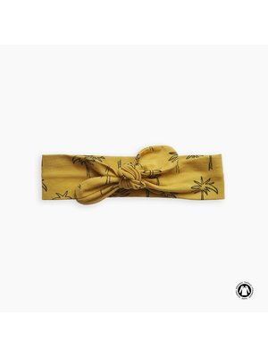 Sproet & Sprout Headband print Palm Tree - Curcuma