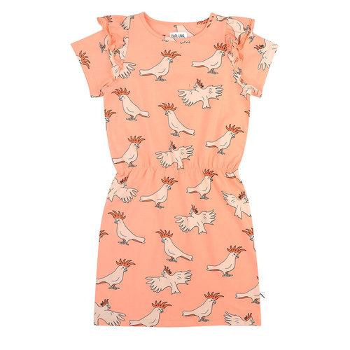 CarlijnQ Parrot - Ruffled Dress