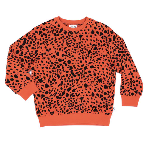 CarlijnQ Spotted Animals - Sweater