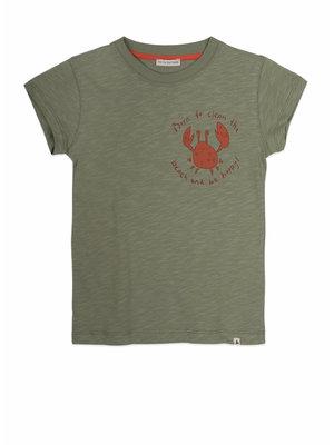 Ammehoela Zoe - Ss T-shirt - Green