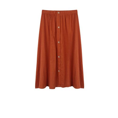 Ammehoela Romee Mom - Skirt - Pumpkin
