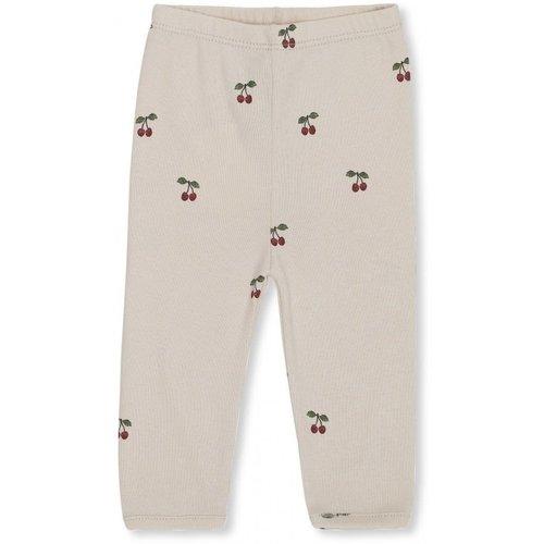 Konges Sløjd New Born Pants Deux - Cherry - Blush