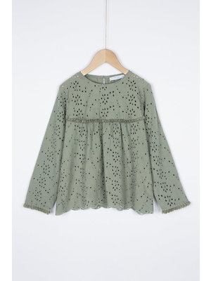 By-Bar Lot - Lace Blouse