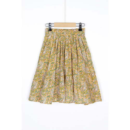 By-Bar Lien - Paisley skirt