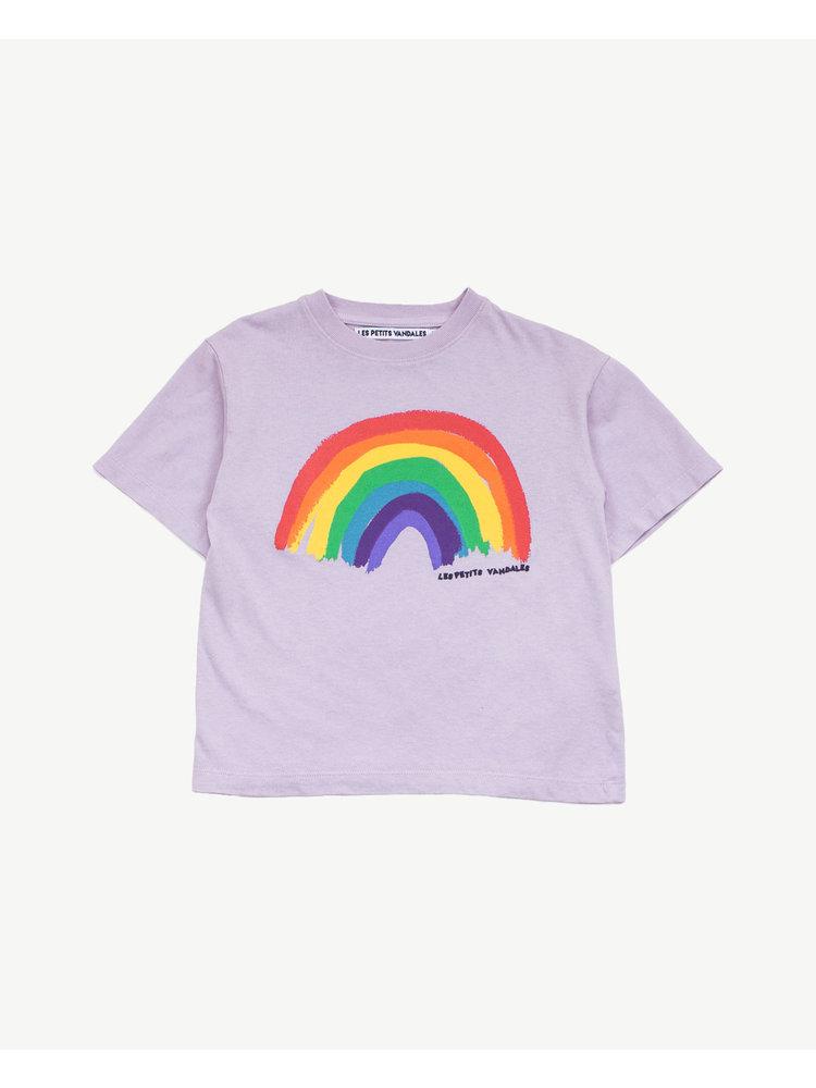 Les Petits Vandales Rainbow T-Shirt