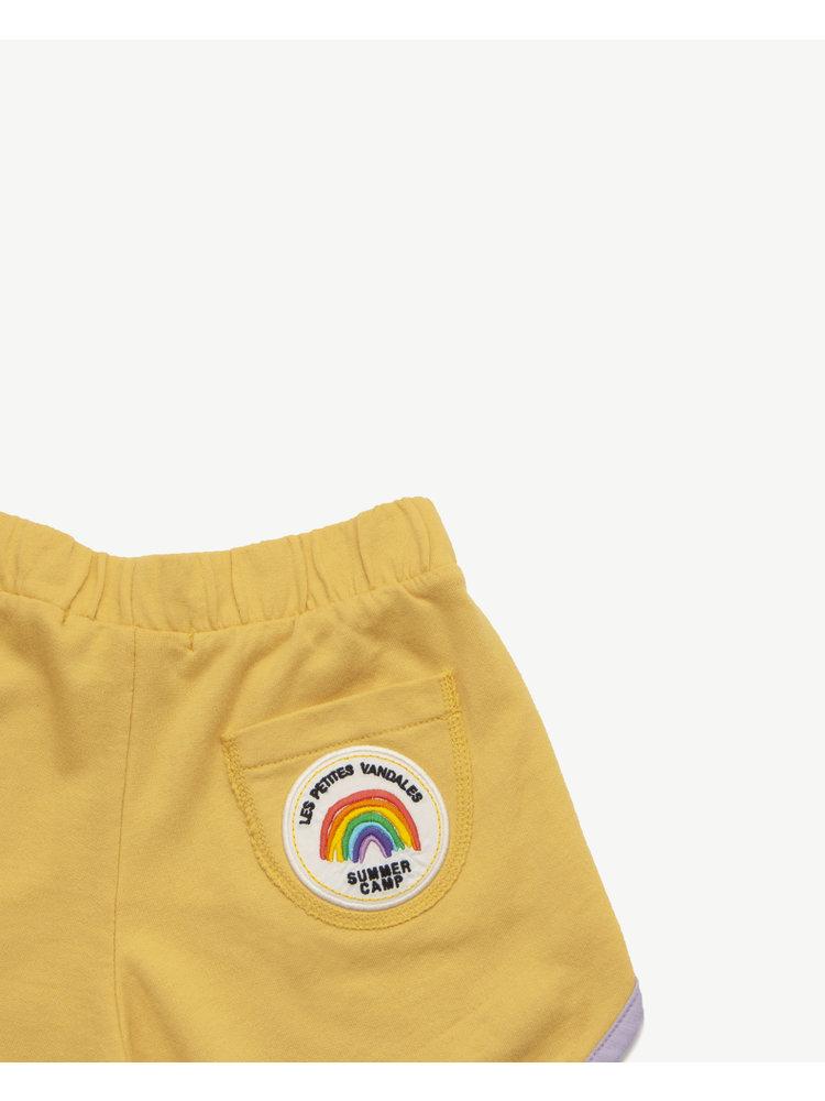 Les Petits Vandales Rainbow Camp Shorts