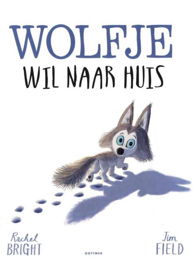 Jim Field - Wolfje wil naar huis