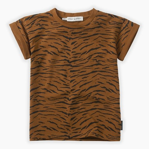 Sproet & Sprout T-Shirt - Tiger