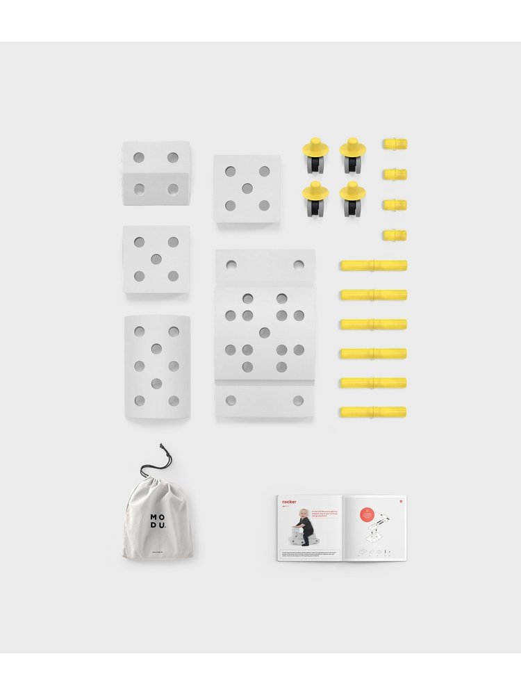 Modu Explorer Kit - Geel
