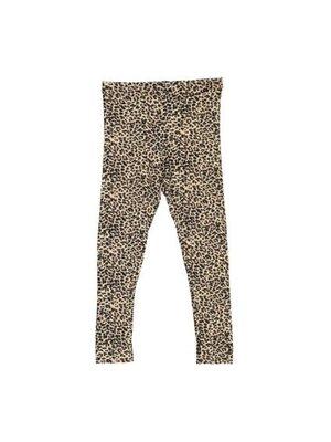 MarMar Copenhagen Leo Leg, Leopard - Pants - Brown Leo