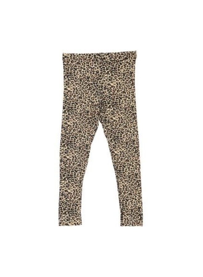 Leo Leg, Leopard - Pants - Brown Leo - 0902
