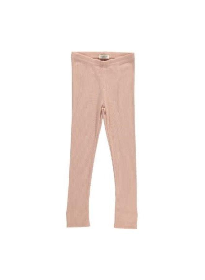 Leg, Modal - Pants - Rose - 0410