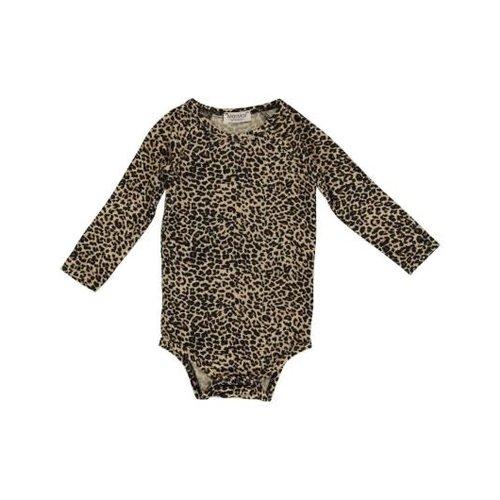 MarMar Copenhagen Leo Body LS, Leopard - Body - Brown Leo
