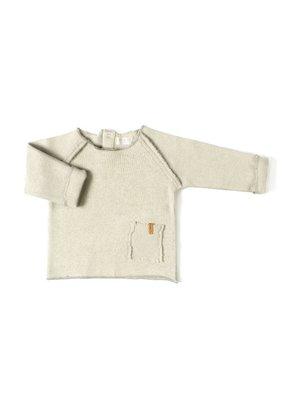 Nixnut Raw Shirt - Dust