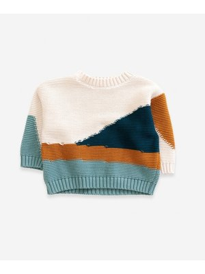 Play Up Knitted Sweater