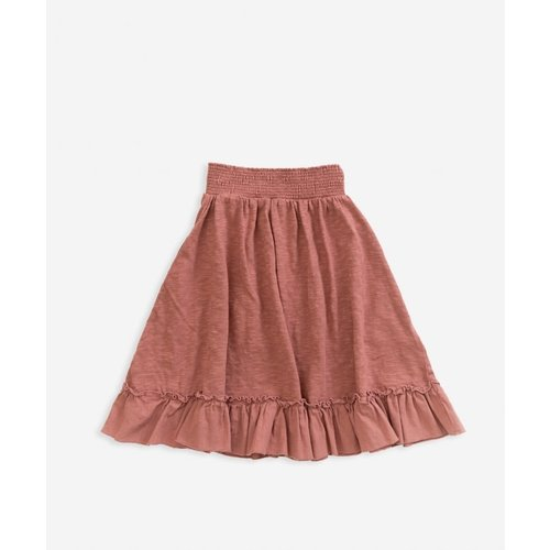 Play Up Flamé Jersey Skirt - Old Tile