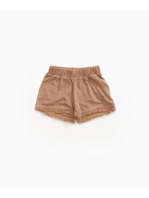 Play Up Jersey Shorts - Hemp