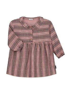 Daily Brat Ava linen dress dusty pink
