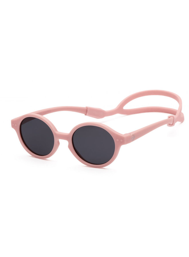 Izipizi - #BABY SUN Pastel Pink 0/12M