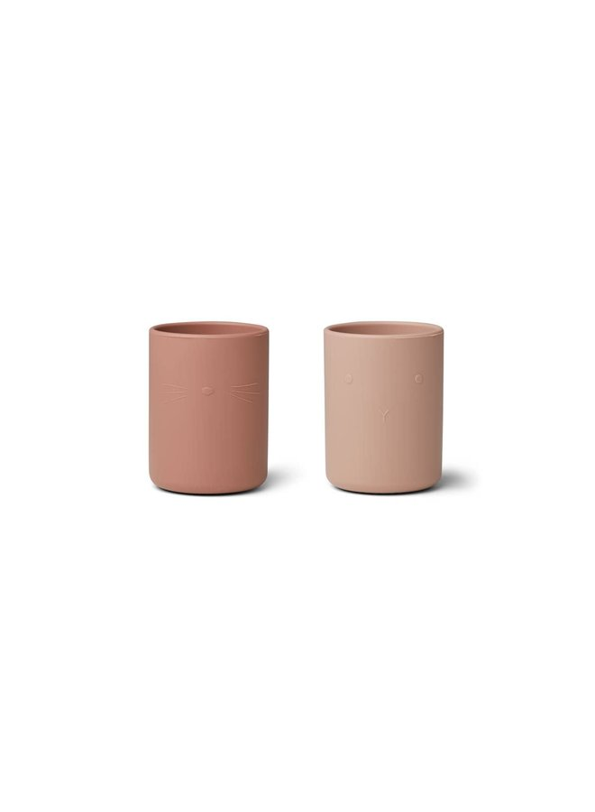 Ethan Cup 2 Pack - Rose mix