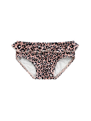 Your Wishes Leopard Pink | Bikini Bottom