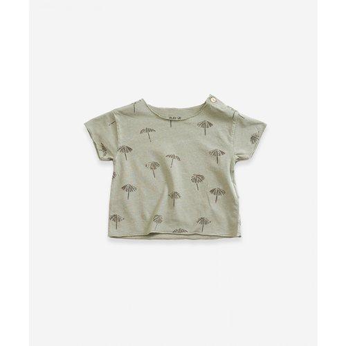Play Up Printed Jersey T-shirt - Codium